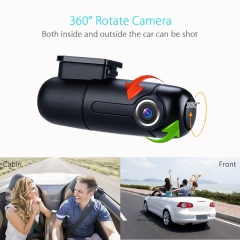 B1W Mini Wi-Fi Dashcam