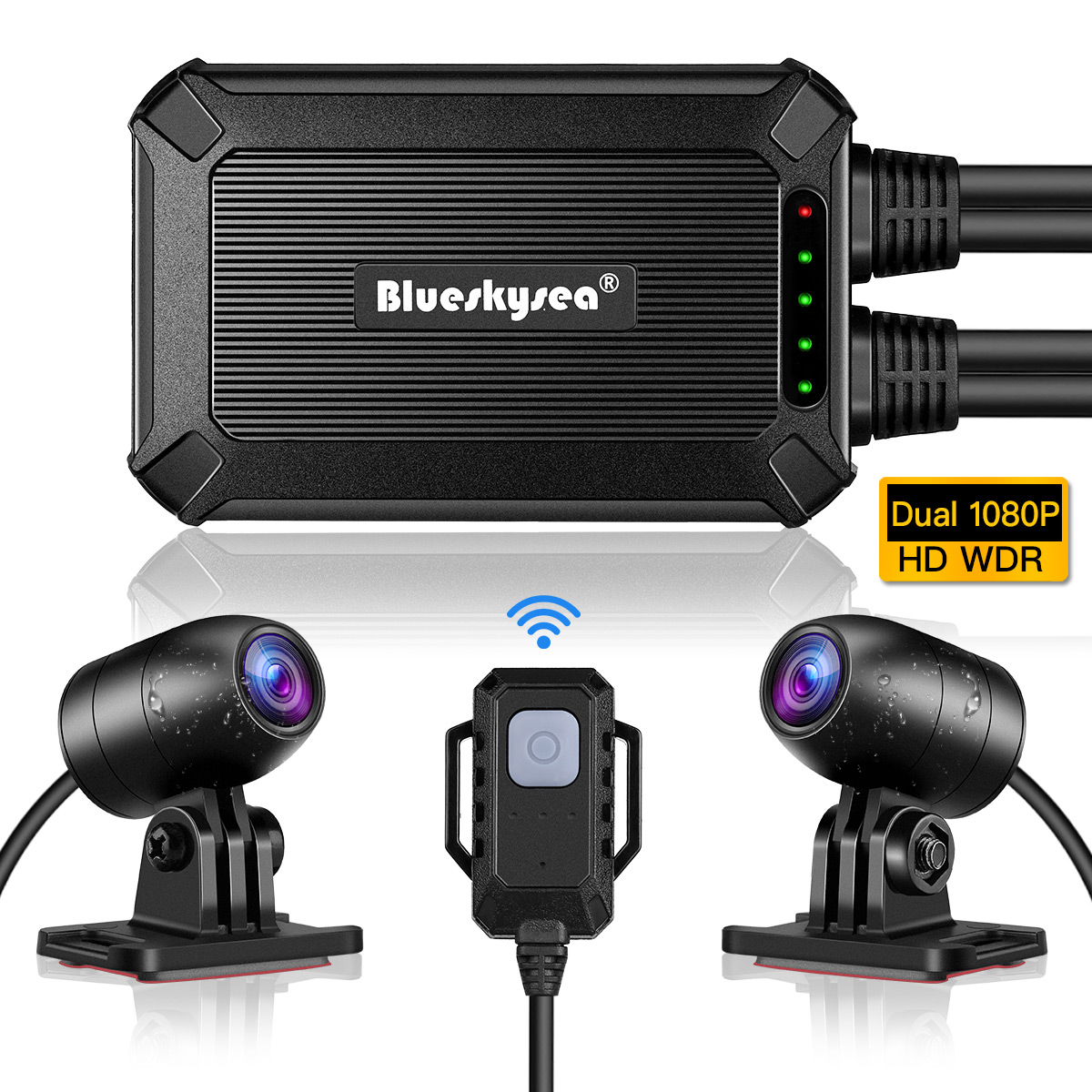 B1M Motorcycle Dashcam